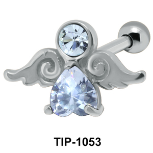 Wings Shaped Angel Upper Ear TIP-1053