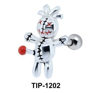 Voodoo Helix Ear Piercing TIP-1202