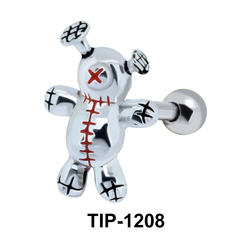 Teddy Voodoo Upper Ear TIP-1208