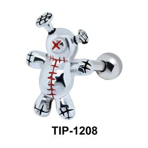 Teddy Voodoo Upper Ear TIP-1208