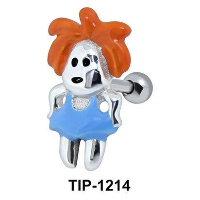 Voodoo Upper Ear Piercing TIP-1214