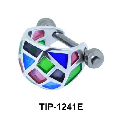 Swing Shaped Ear Piercing TIP-1241E