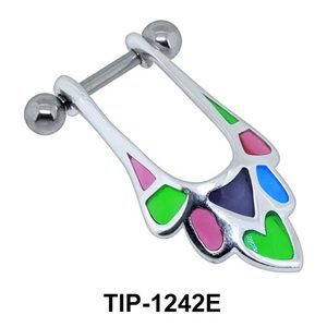 Necklace Shaped Ear PiercingTIP-1242E