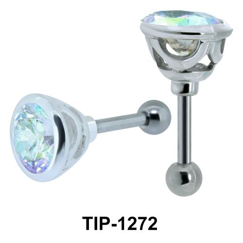 Chalice Shaped Ear Piercing TIP-1272