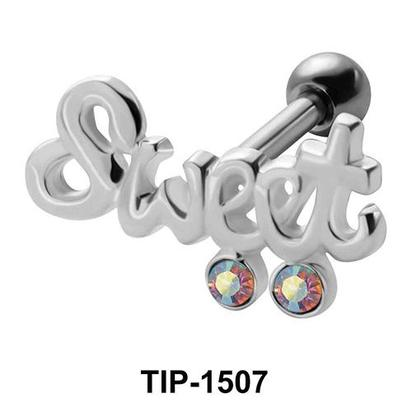 Sweet Hip Upper Ear Piercing TIP-1507