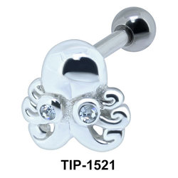 Octopus Shaped Ear Piercing TIP-1521