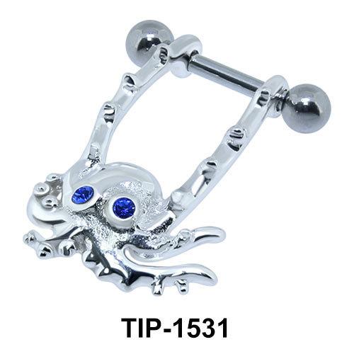 Octopus Shaped Ear Piercing Shields TIP-1531