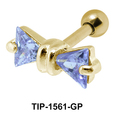 Bow Stone Piercing Helix Mix TIP-1561
