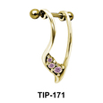 Musical Note Cartilage Shields TIP-171