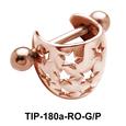 Multistarrer Upper Ear Piercing TIP-180a