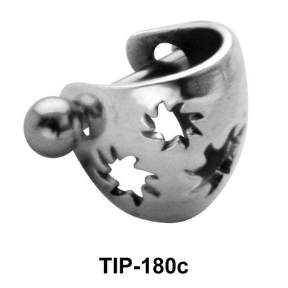 Blades Upper Ear Piercing TIP-180c