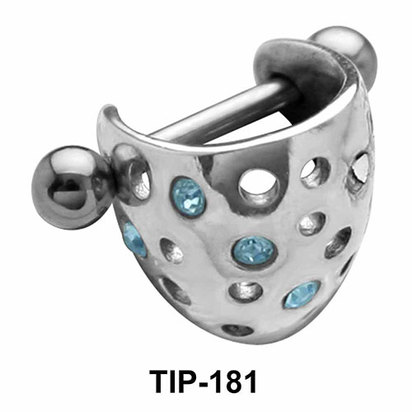 Funky Upper Ear Piercing TIP-181