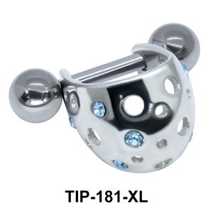 Funky Upper Ear Piercing TIP-181-XL
