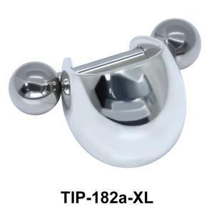 Glossy Upper Ear Piercing TIP-182a-XL