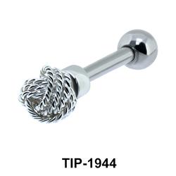 Rope Helix Ear Piercing TIP-1944