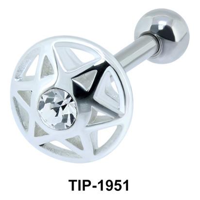 Diamond and Star CZ TIP-1951
