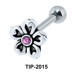 Realistic Flower Shaped Helix Ear Line TIP-2015