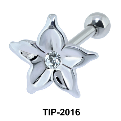 Attractive Flower Helix Ear Line TIP-2016