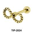 Upper Helix Ear Piercing TIP-2024