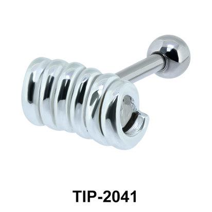 Spring Helix Ear Piercing TIP-2041