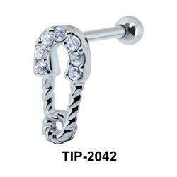 Helix Ear Piercing TIP-2042
