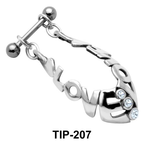 LOVE Cartilage Shields TIP-207