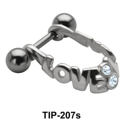 LOVE cartilage Mini Shield TIP-207s