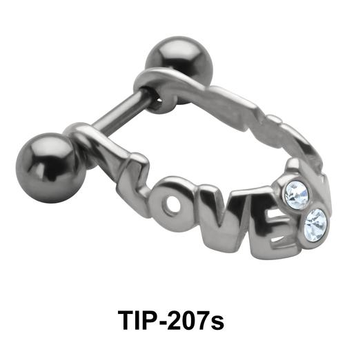 LOVE cartilage Mini Shield TIP-207s