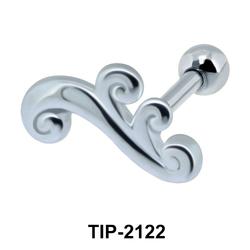 Leave Helix Ear Piercing TIP-2122