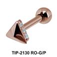 Triangular Helix Ear Piercing  TIP-2130