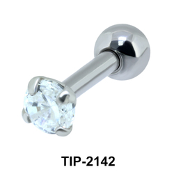 Diamond Stone Helix Ear Piercing TIP-2142