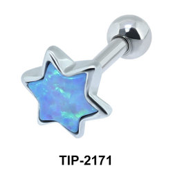 Star Helix Ear Piercing TIP-2171