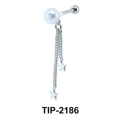 Starry Chain Helix Ear Piercing TIP-2186