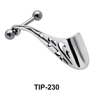 Tree Pattern Cartilage Shields TIP-230