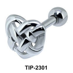 Heart Helix Ear Piercing TIP-2301