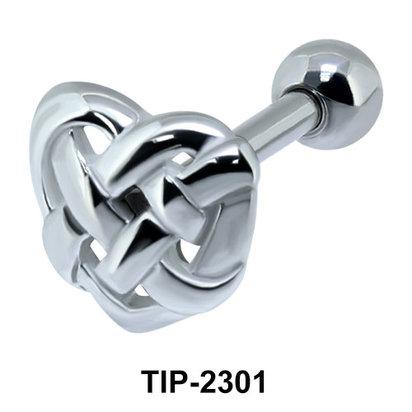 Heart Helix Ear Piercing TIP-2301