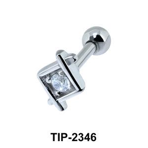 CZ Helix Ear Piercing TIP-2346