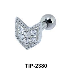 Arrow Helix Ear Piercing TIP-2380