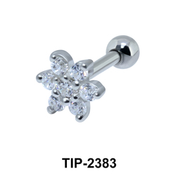 Blossom Helix Ear Piercing TIP-2383