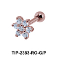 Blossom Helix Ear Piercing TIP-2383