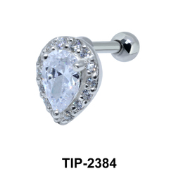 Rain Drop Helix Ear Piercing TIP-2384