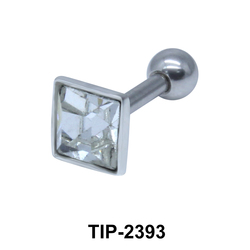 Square Helix Ear Piercing TIP-2393