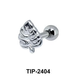 Nature Helix Ear Piercing TIP-2404