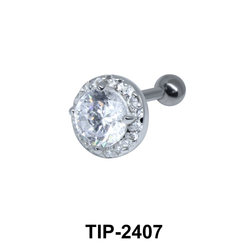 Nature Helix Ear Piercing TIP-2407