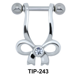 Bow Helix Piercing TIP-243