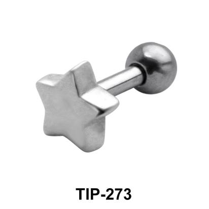 Star Shaped Helix Ear Piercing TIP-273