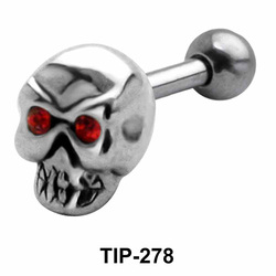 Skull Shaped Zombie Line Helix TIP-278