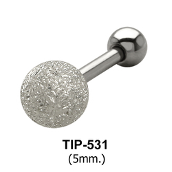 Crystal Set Helix Piercing TIP-531-5mm.