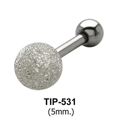 Crystal Set Helix Piercing TIP-531-5mm.