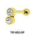 Helix Upper Ear Piercing TIP-862